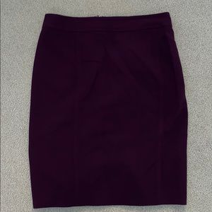 Anne Taylor Loft Pencil Skirt